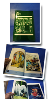 ARTBOOK Tribute To Ghibli by ashvey