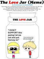 Seven minutes in a jar by ABtheButterfly
