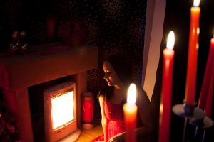 Fireside 1 by photomystique