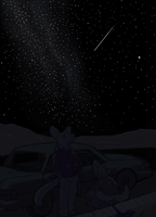 Only the stars will care by Koosh-Ball
