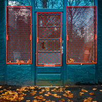 Three Grids by Pierre-Lagarde