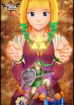 Zelda and Link - Skyward Sword by Timagirl