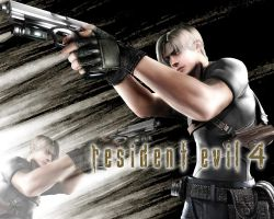 Resident Evil 4 Leon Kennedy by Omni-Dante