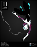 TRDL 2014 Series, No. 26 - Spider-Gwen by TRDLcomics