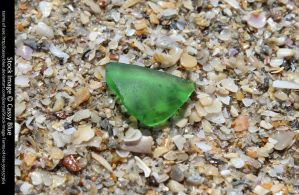 Seaglass Stock 1 by Cassy-Blue