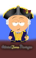 Admiral James Norrington by marty-mclfy