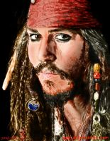 Captain Jack Sparrow by Massiepiece-Theater