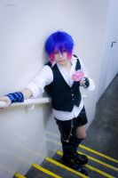 Panty and Stocking Male Version -04 by DamianNada