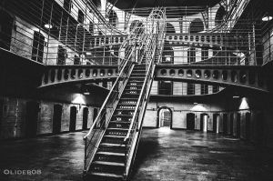Kilmainham gaol of Dublin by olideb08
