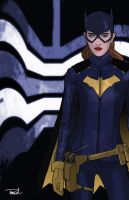 The New Look Batgirl by tsbranch