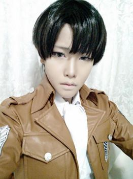 Levi Heichou Cosplay by AimCosplayer