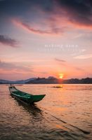 mekong dawn by SebastianFunke