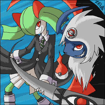 Absoul Eater by urbanzei