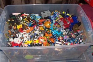 MY ROBOT COLLECTION by impostergir007