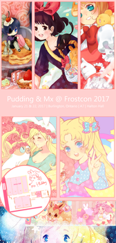 See you at Frostcon! by puddinprincess