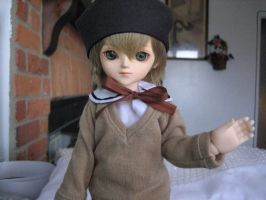 Benny a BJD by Nightmareswithin