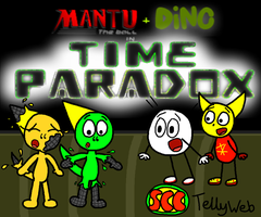 Time Paradox Card by tellywebtoons