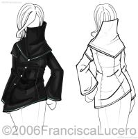 Jacket design by livingdoll