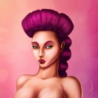 Pink by padisio