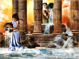 The Greeks In my Dream by asmaa-rabiaa