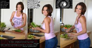 Brooke Burke-Ensnared! (Part 7) by HypnoHunter