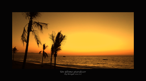 Un ultimo atardecer by BetoGDL1