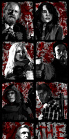 The Strain by Greenticky