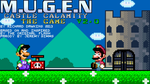Castle Calamity: The Game - MUGEN Edition by N64Mario84