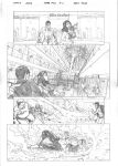 Justice League sample page 2 by MarkReindeer