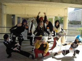 SOUL EATER COSPLAY by SailorAnime