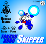 Tokaru Bond 'Skipper' ? by MalamiteLtd