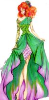 Empress Green by Mellorine91