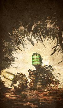 Dead Space by TimKelly