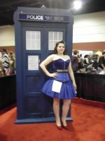 TARDIS Version 3 by MaryLouWho