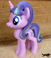 Commission-MLP Figure, Starlight Glimmer by LostInTheTrees