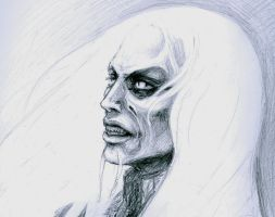 Wraith. just sketch by NAtlantida