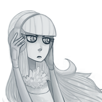 Whimsy Greyscale by Forestii
