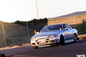 R32 Drifting by small-sk8er