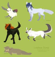 Lineless Requests by SilverSkittle