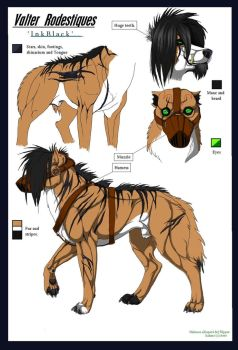 Valter Rodestigues - sheet. by Grypwolf