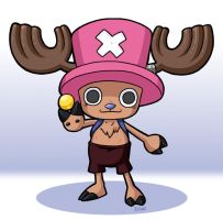 Tony Tony Chopper by rongs1234