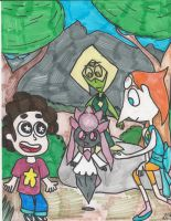 Discovering Diancie by Millie-the-Cat7