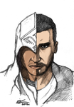 Assassin's Creed III: Connor/Desmond by niz-m