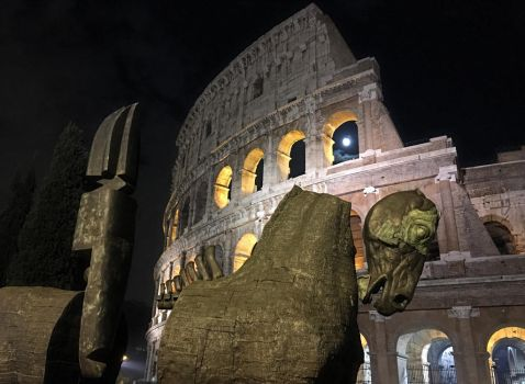 Il Colosseo by ShatterTheSun