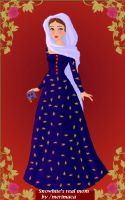 Real Snowhite's mother by merimaca