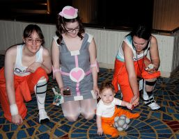 long over due momocon shots 4 BABY by SeiakuCosplay