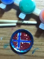 Norway Magnet by Yuki-the-Trickster