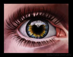 The Eye by Khazaa