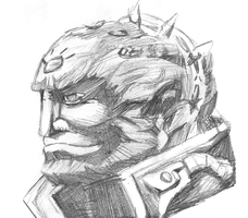 15 minutes with Ganondorf by DairyKing