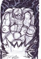 Sketch_Thor by shaotemp